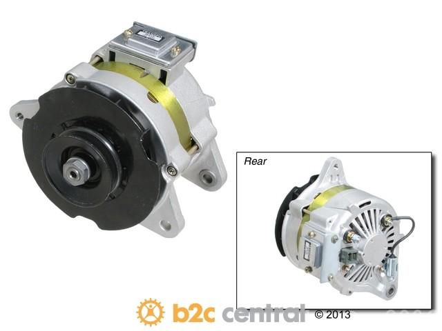 FBS - Bosch Remanufactured Alternator 50 Amp - B2C W0133-1611952-BOS