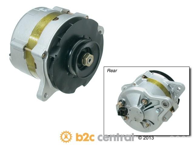 FBS - Bosch Remanufactured Alternator 40 Amp - B2C W0133-1612301-BOS
