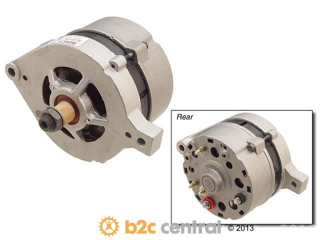 FBS - Bosch Remanufactured Alternator 42 Amp - B2C W0133-1616137-BOS
