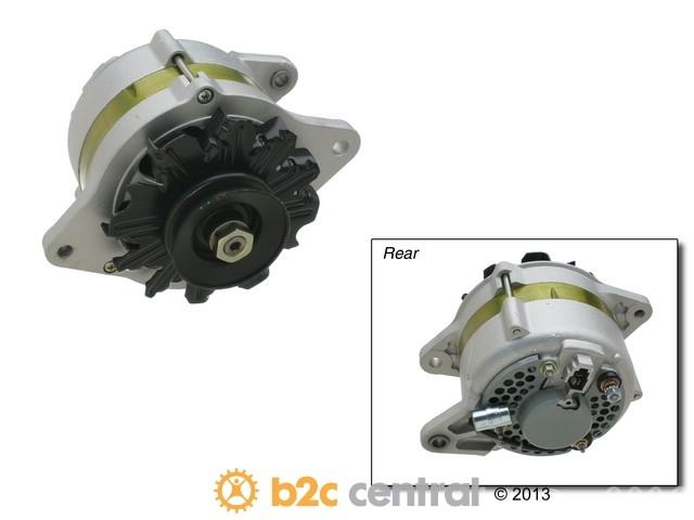 FBS - Bosch Remanufactured Alternator 50 Amp - B2C W0133-1616962-BOS