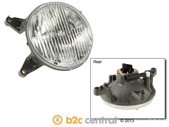 FBS - Genuine OE Halogen Headlight Assembly (Left) - B2C W0133-1614037-OES