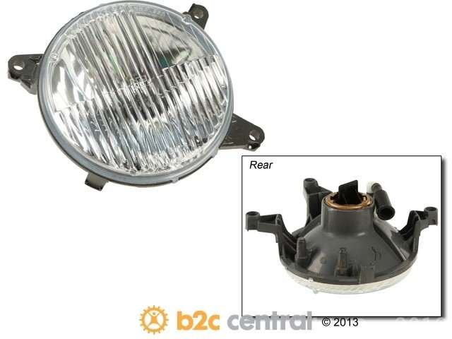 FBS - Genuine OE Halogen Headlight Assembly (Right) - B2C W0133-1614108-OES