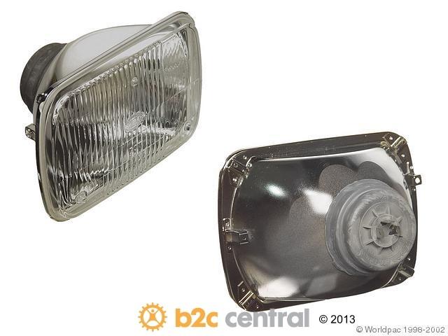 FBS - Hella Conversion Headlight H4 55/65W - DOT Legal (High Beam and Low Beam) - B2C W0133-1619288-HEL