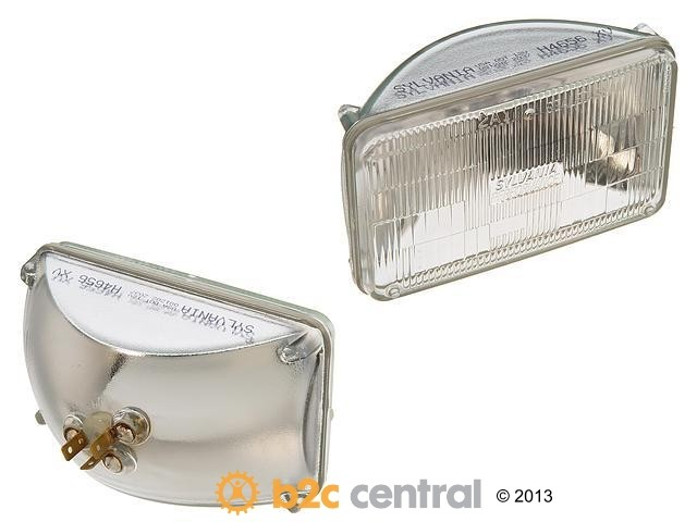 FBS - Osram/Sylvania Xtra-Vision Halgn Sealed Beam Pack of 1 - B2C W0133-1636006-OSR