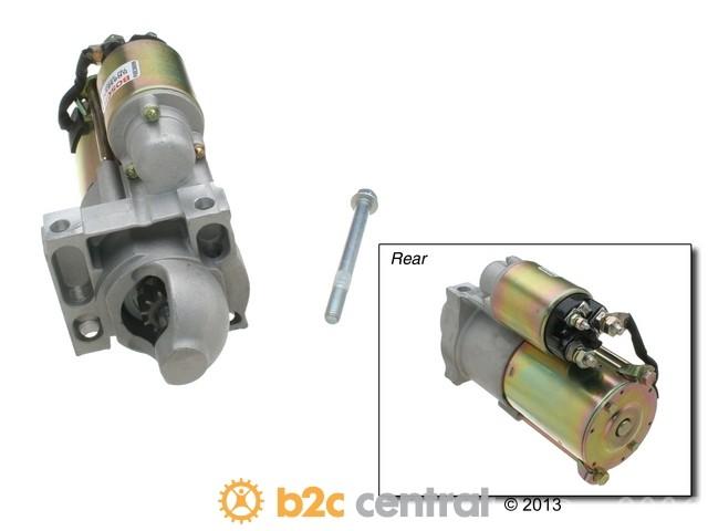 FBS - Bosch New - Lifetime Warranty Starter - B2C W0133-1601748-BOS