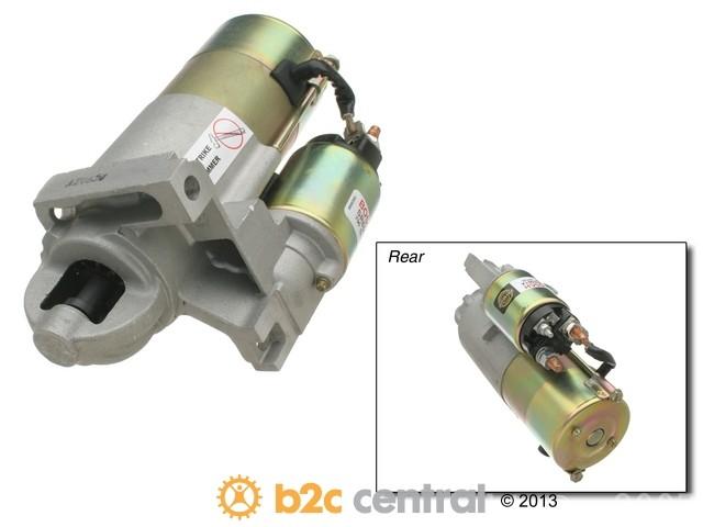 FBS - Bosch Remanufactured Starter - B2C W0133-1602171-BOS
