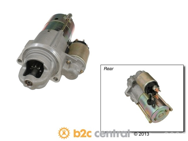 FBS - Denso Remanufactured Starter - B2C W0133-1602406-ND