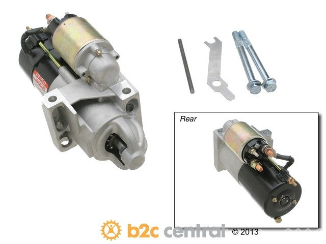 FBS - Denso Remanufactured Starter - B2C W0133-1602561-ND