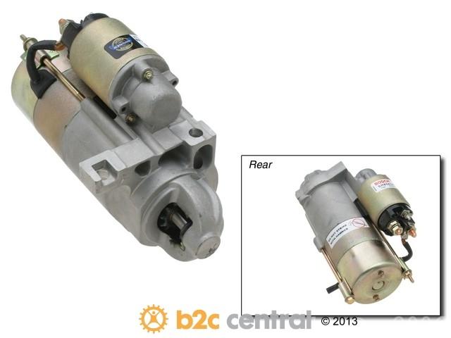 FBS - Bosch New - Lifetime Warranty Starter - B2C W0133-1603429-BOS