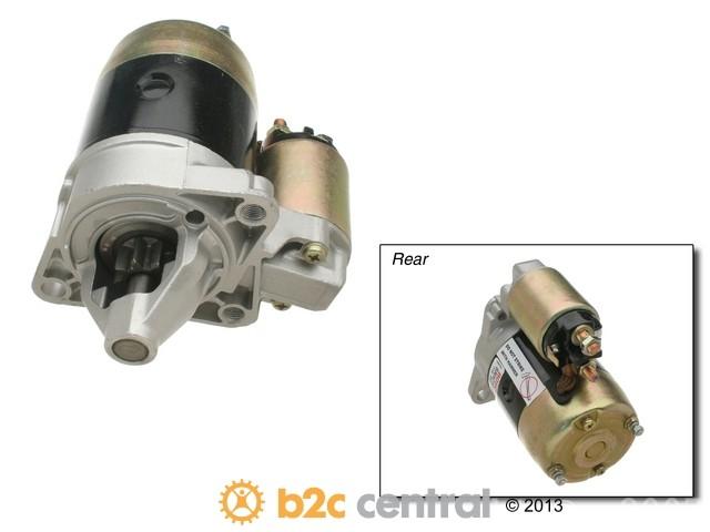 FBS - Bosch Remanufactured Starter - B2C W0133-1609205-BOS