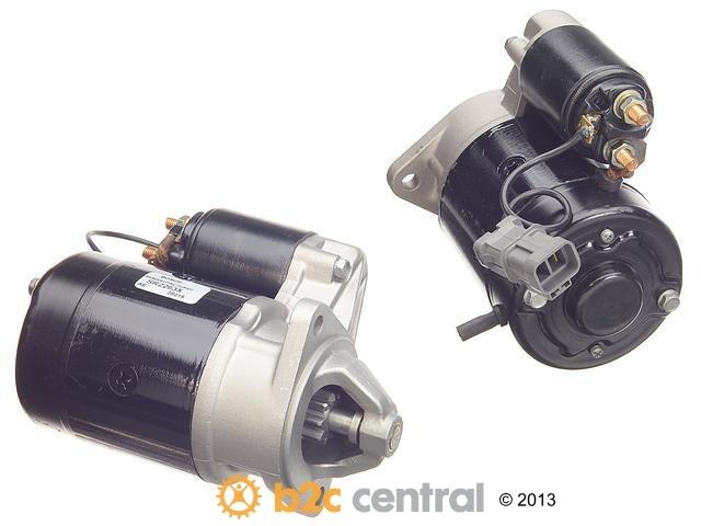 FBS - Bosch Remanufactured Starter - B2C W0133-1611299-BOS