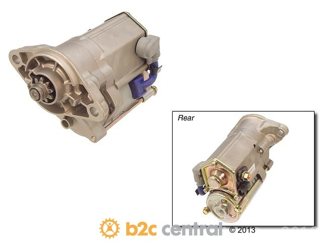 FBS - Denso Remanufactured Starter - B2C W0133-1611932-ND