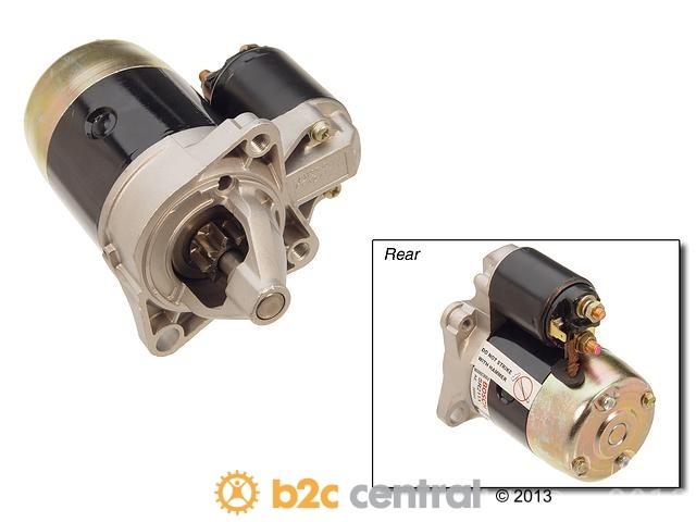 FBS - Bosch Remanufactured Starter - B2C W0133-1612385-BOS