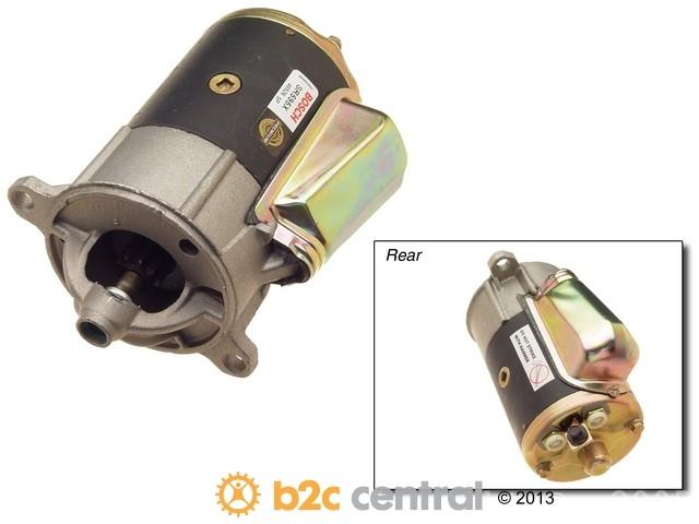 FBS - Bosch Remanufactured Starter - B2C W0133-1612553-BOS
