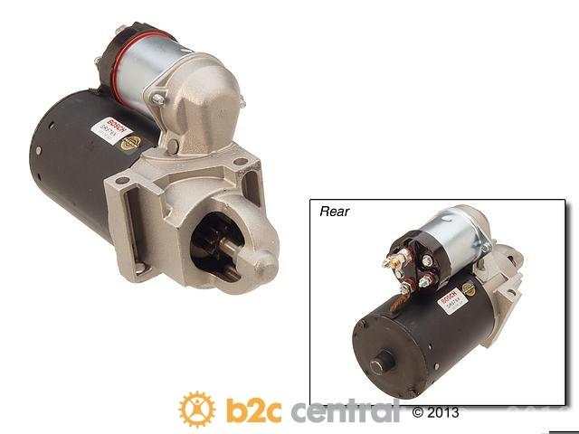 FBS - Bosch Remanufactured Starter - B2C W0133-1613076-BOS