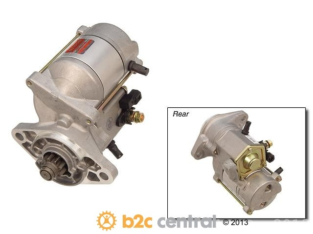FBS - Denso Remanufactured Starter - B2C W0133-1613939-ND