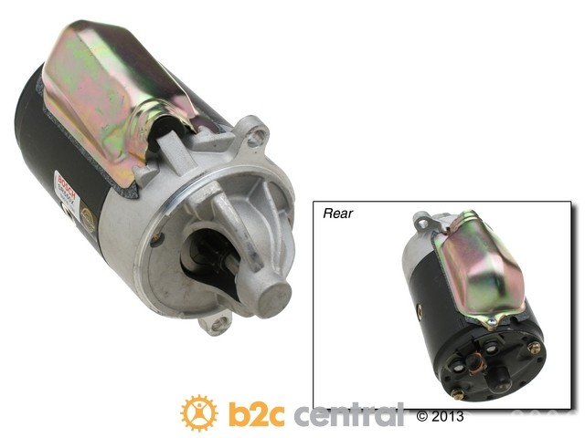FBS - Bosch Remanufactured Starter - B2C W0133-1617537-BOS