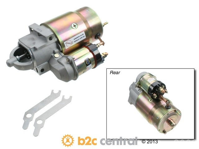 FBS - Bosch New - Lifetime Warranty Starter - B2C W0133-1684597-BOS