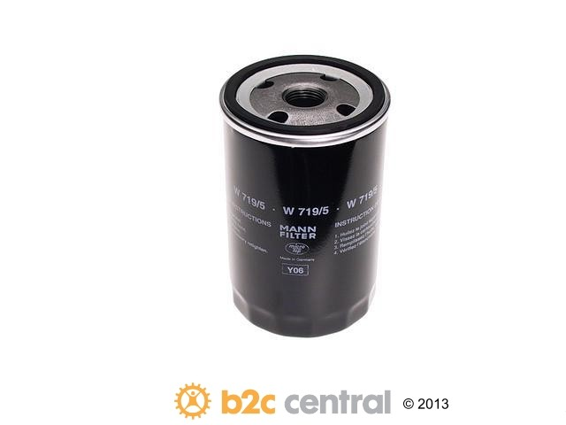 FBS - Mann-Filter Spin-On Oil Filter - B2C W0133-1597041-MAN