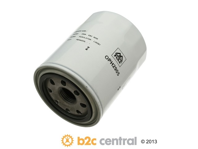 FBS - Full Spin-On Oil Filter Short Filter - B2C W0133-1630373-FUL