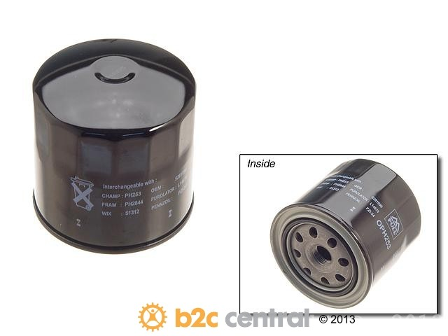 FBS - Full Spin-On Oil Filter - B2C W0133-1641411-FUL