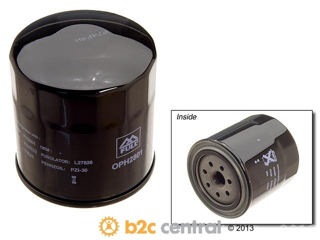FBS - Full Spin-On Oil Filter - B2C W0133-1641437-FUL