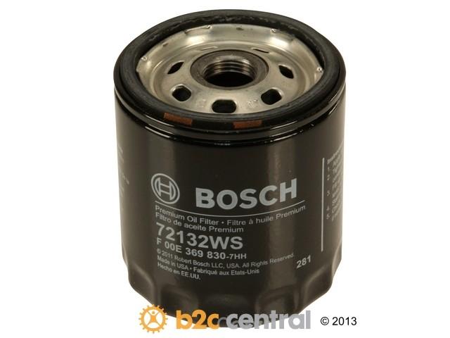 FBS - Bosch Workshop Oil Filter - B2C W0133-1949002-BOS