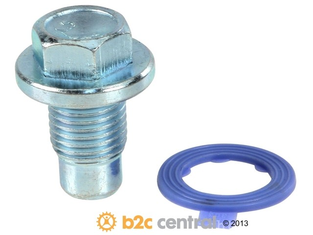 FBS - Dorman Autograde Oil Drain Plug w/ Gasket - B2C W0133-1952876-DOR