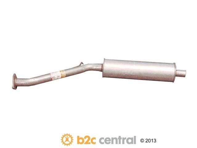 FBS - Bosal Muffler Center - B2C W0133-1713822-BSL