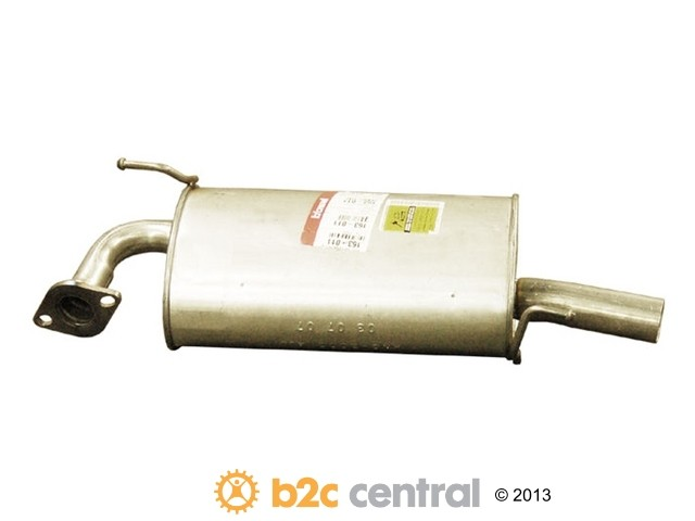 FBS - Bosal Muffler (Rear Right) - B2C W0133-1805233-BSL