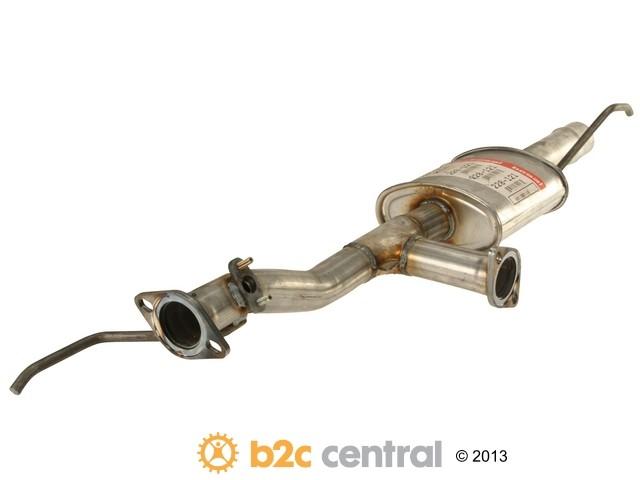 FBS - Bosal Muffler (Center) - B2C W0133-1959508-BSL