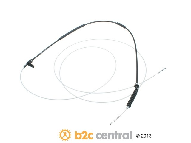 FBS - Gemo Accelerator Cable - B2C W0133-1733444-GEM