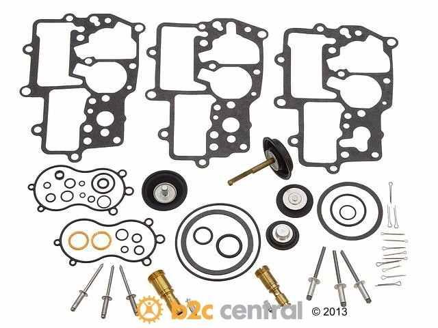 FBS - Royze Carburetor Repair Kit - B2C W0133-1617157-ROY