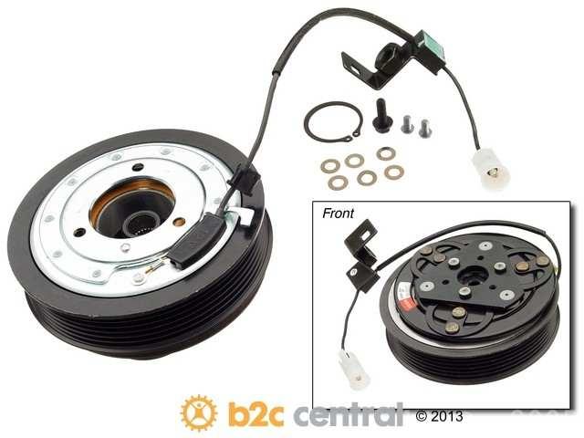 FBS - Genuine A/C Clutch - B2C W0133-1598612-OES