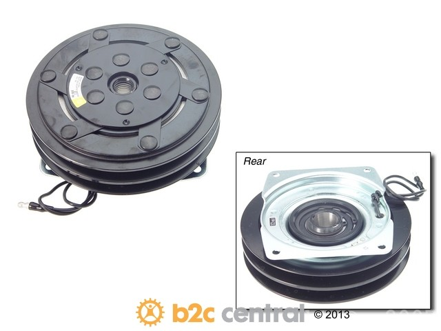 FBS - Original Equipment A/C Clutch 6-spring - B2C W0133-1609171-OEA
