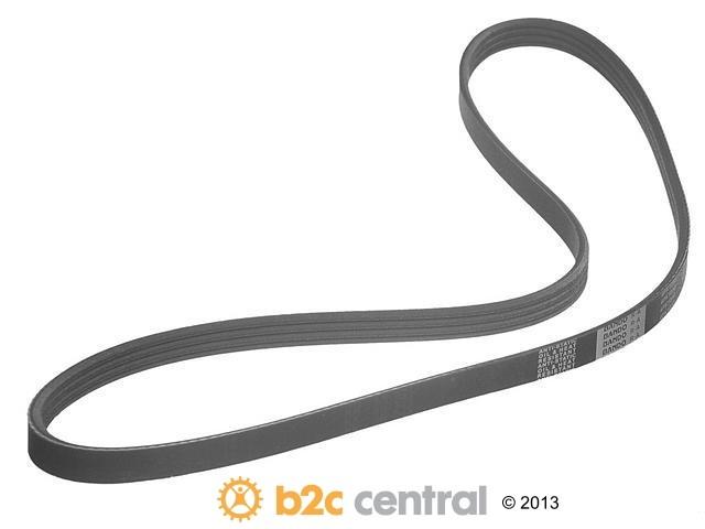 FBS - Bando Multi-Rib Serpentine Belt Drive Belt (Alternator and Water Pump) - B2C W0133-1637165-BAN