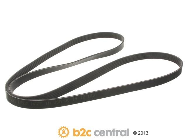 B2C CENTRAL - Mitsuboshi Multi-Rib Serpentine Belt Drive Belt (Primary) - B2C W0133-1848025-MBL