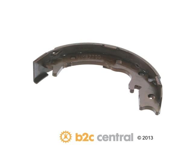 FBS - Genuine Parking Brake Shoe - B2C W0133-1708627-OES
