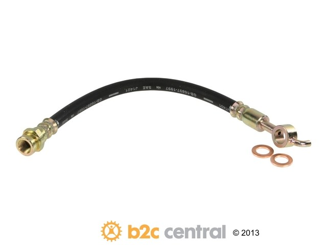 FBS - Dorman Brake Hose (Rear) - B2C W0133-1881733-DOR