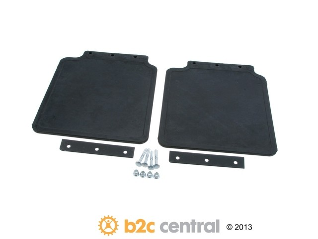 FBS - Original Equipment Mud Flap Kit RearPair} - B2C W0133-1623173-OEA