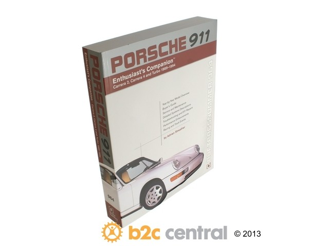 FBS - Bentley Paper Repair Manual Porsche 911 964 - B2C W0133-1616688-BNT