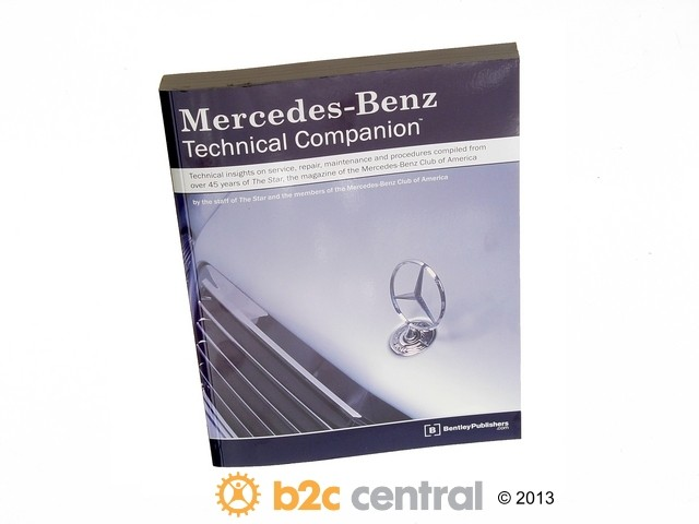 FBS - Bentley Bentley Book MB Technical Companion - B2C W0133-1623528-BNT
