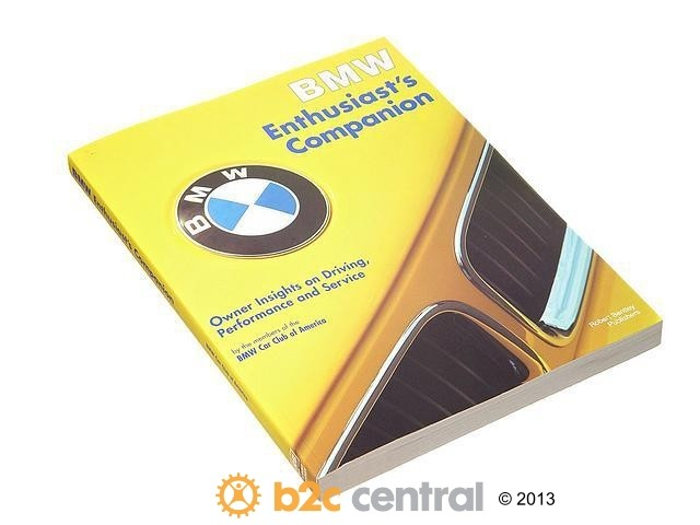 FBS - Bentley Bentley Book BMW Enthusiast - B2C W0133-1626620-BNT