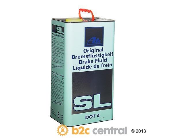 FBS - ATE Chemical Item Brake Fluid DOT 4 - 5 Liter - B2C W0133-1623521-ATE