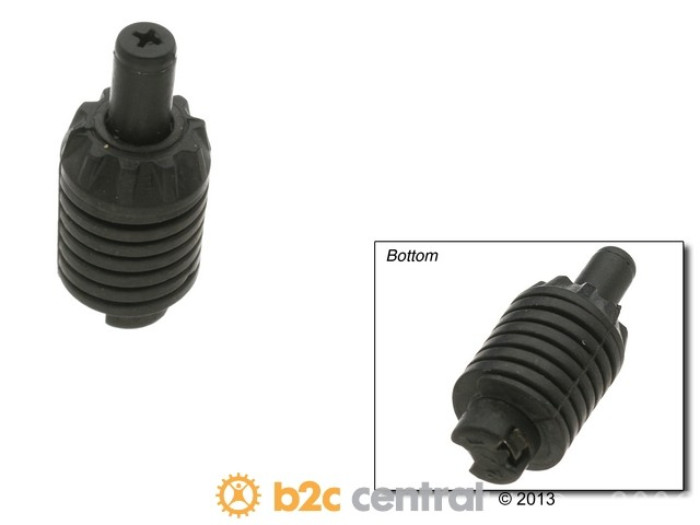 B2C CENTRAL - Genuine Hood Stop Buffer - B2C W0133-1636898-OES
