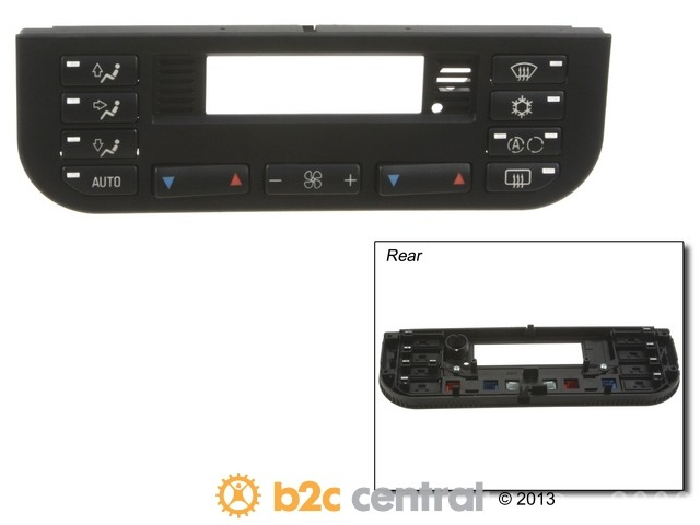 B2C CENTRAL - Genuine Temp Control Panel - B2C W0133-1831790-OES