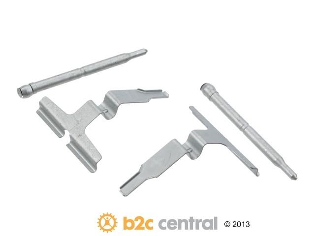 FBS - ATE Brake Pad Pin Set Spring and Pin Set - B2C W0133-1631065-ATE