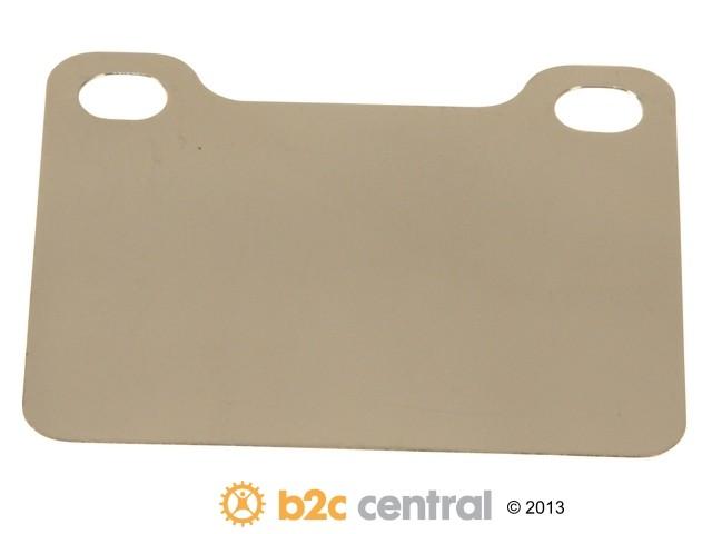 MTC -  Brake Pad Shim stainless (Rear) - B2C W0133-1643932-MTC