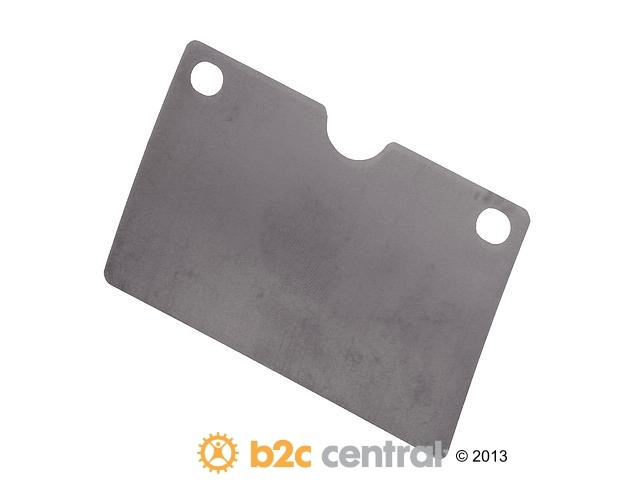 FBS - MTC Brake Pad Shim stainless (Front) - B2C W0133-1643952-MTC