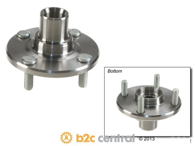FBS - Febi Wheel Hub w/o Bearing (Front) - B2C W0133-1607548-FEB